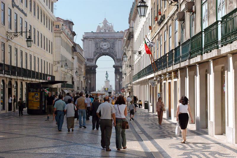 Bezienswaardigheden in Lissabon 1