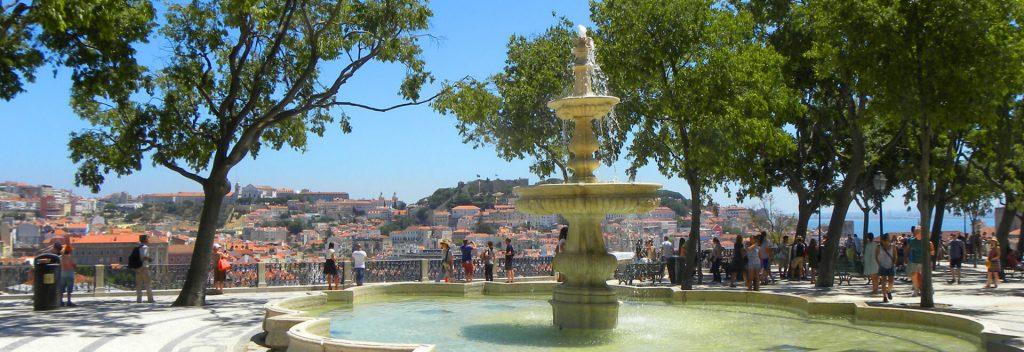 4x mooiste uitzichtpunten van Lissabon 2