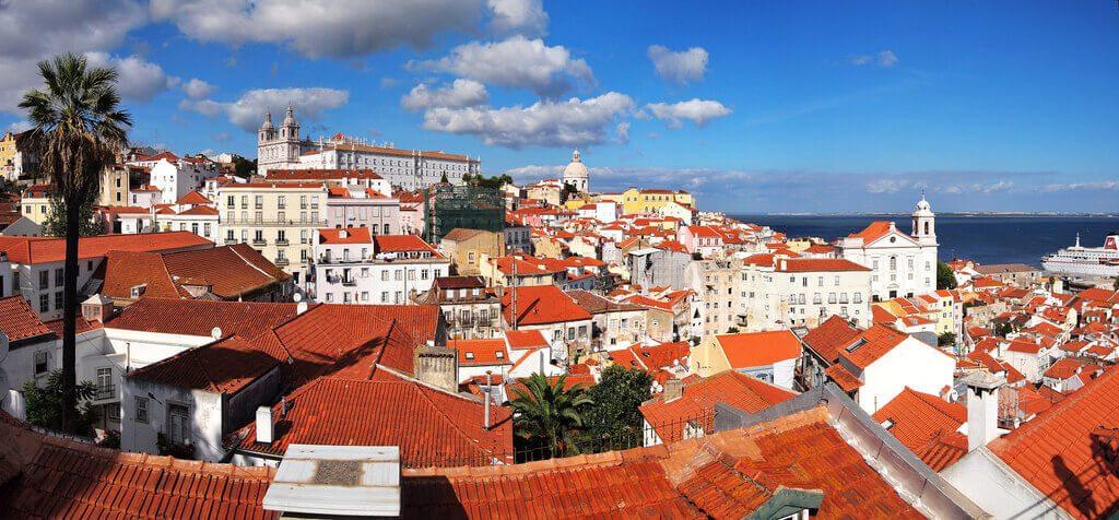 Mooiste uitzichtpunten van Lissabon