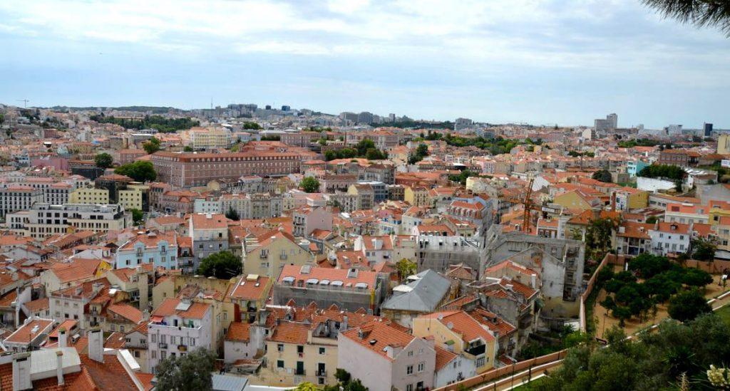 4x mooiste uitzichtpunten van Lissabon 1
