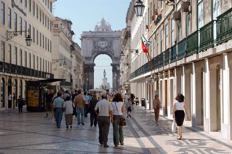 Tips om te winkelen in Lissabon 1
