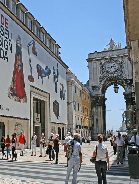 Shoppen in Lissabon