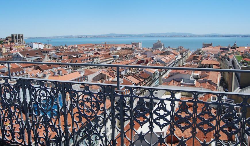 4x mooiste uitzichtpunten van Lissabon 3