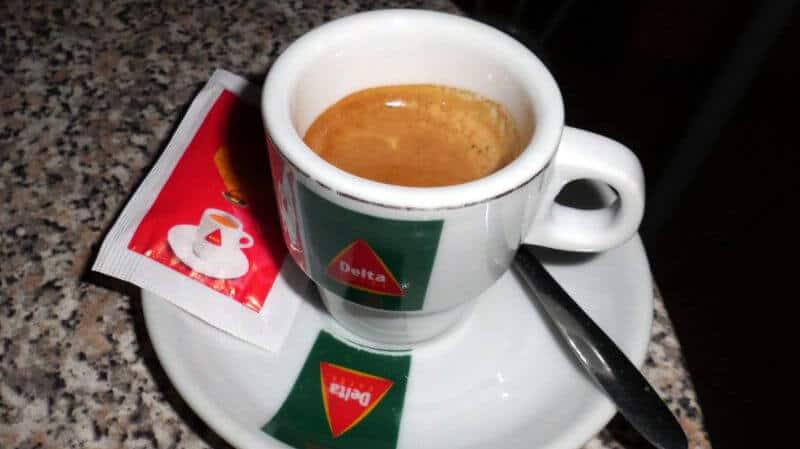 5x koffie in Lissabon 1