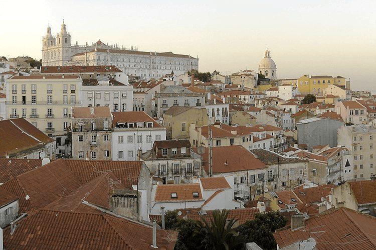 Wijken in Lissabon 1