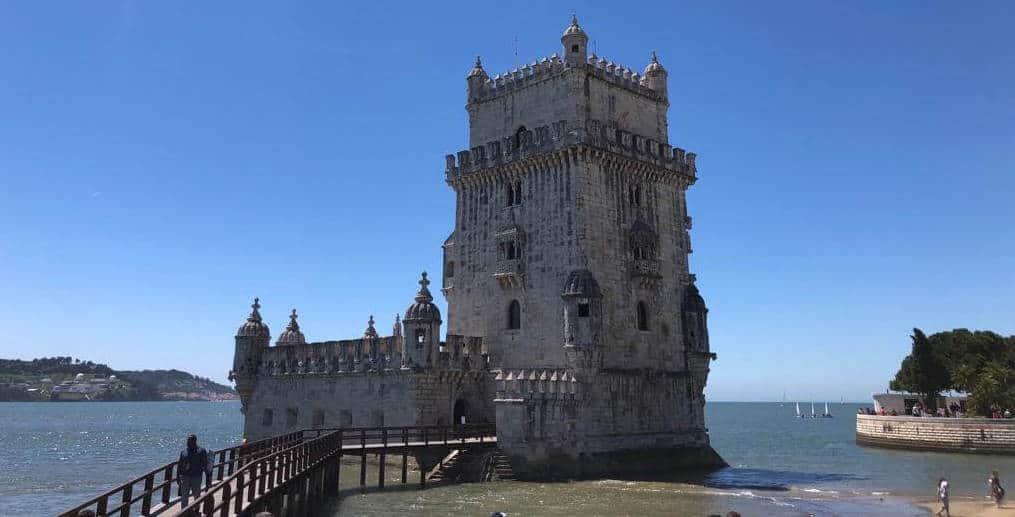 Bezienswaardigheden in Lissabon: Torre de Belem