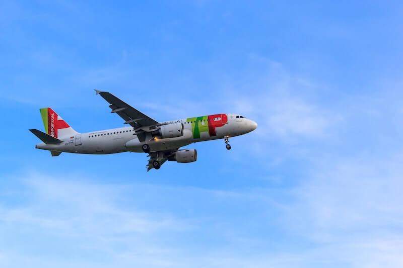 vliegtickets naar Lissabon
