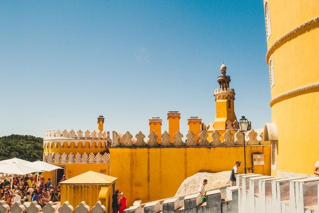 Sintra: een leuk plekje nabij Lissabon