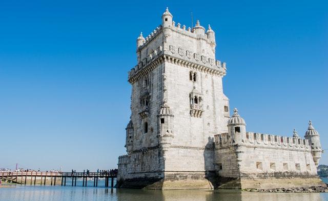 Torre de Belem: verdedigingswerk op het water