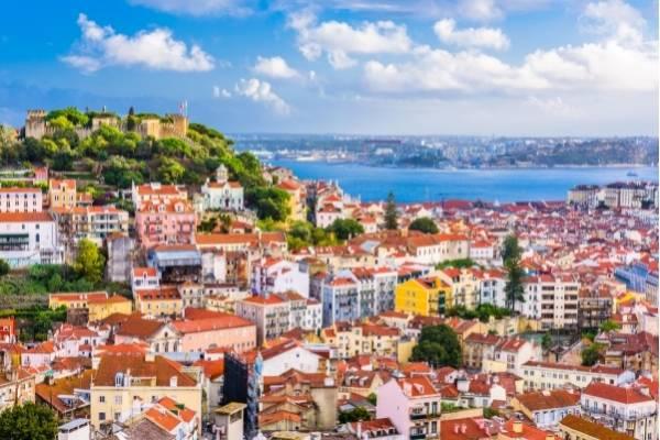 Wijken in Lissabon